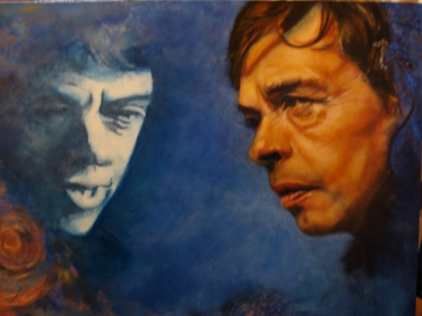 Jacques Brel by nedsi